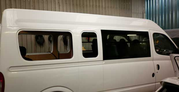 Preston Van Conversions