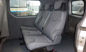 Van Seat Conversions and Minibus Seats